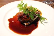 braised ox tongue